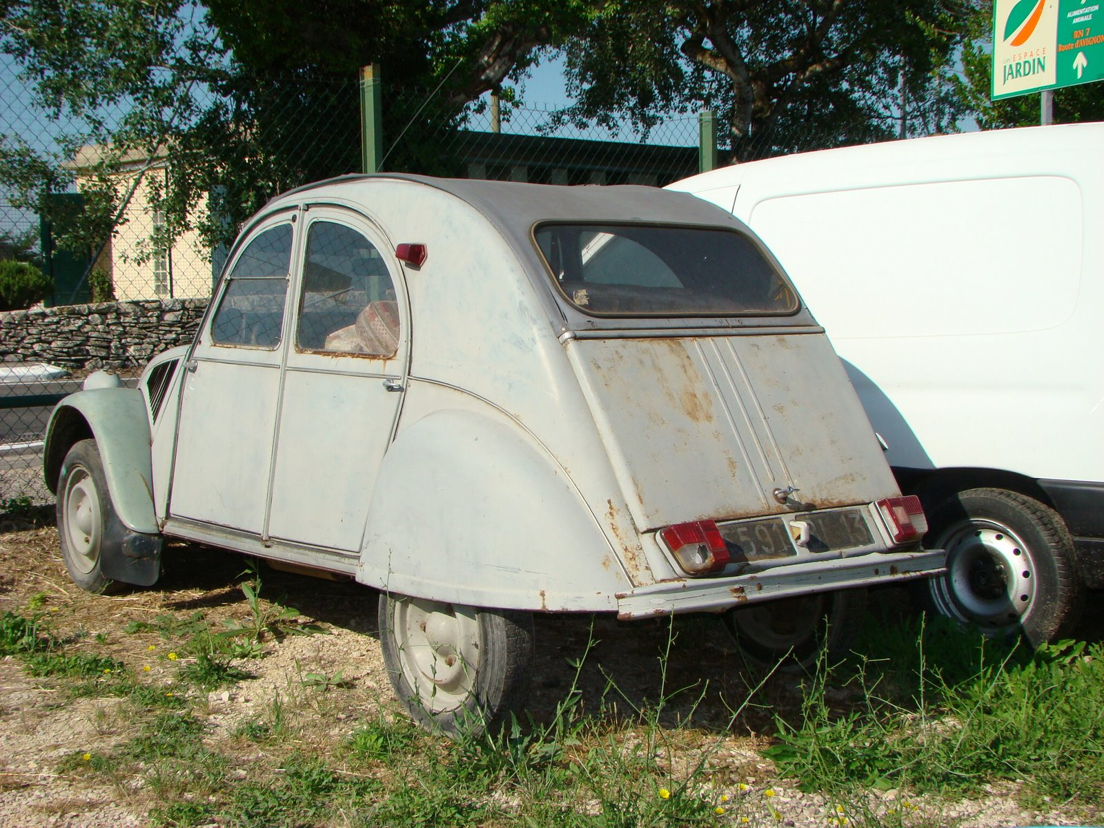 citroen 2cv ireland for sale