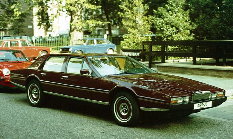 Great Automotive Failures: The Aston Martin Lagonda | Ran When Parked