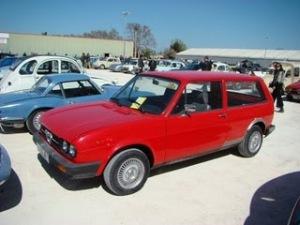 great automotive failures alfa romeo alfasud ran when parked. Black Bedroom Furniture Sets. Home Design Ideas