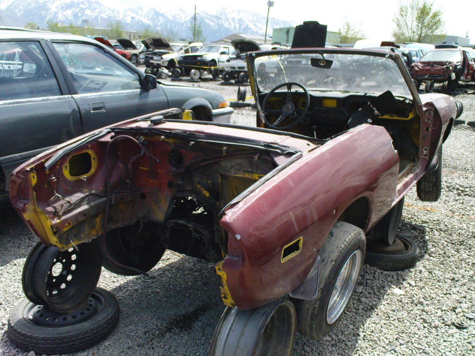 Junk Car Parts In Utah
