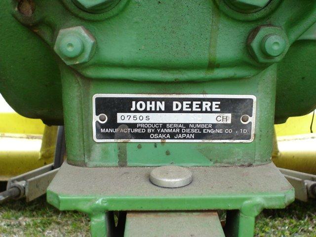 Field Test: John Deere 750   Ran When Parked