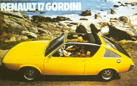 from the dauphine to the 17 am d gordini s work with renaults ran when parked. Black Bedroom Furniture Sets. Home Design Ideas