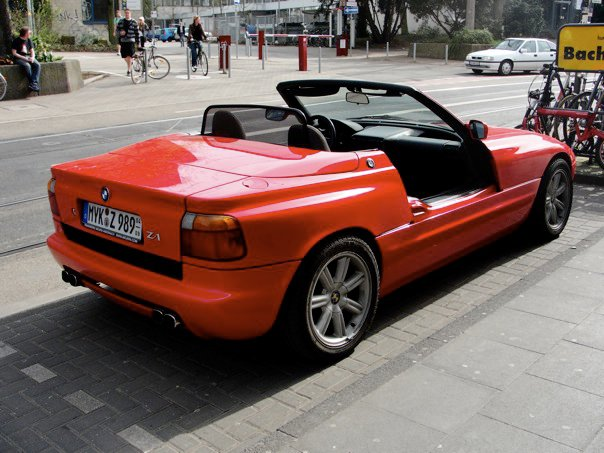 great automotive failures bmw z1 ran when parked. Black Bedroom Furniture Sets. Home Design Ideas