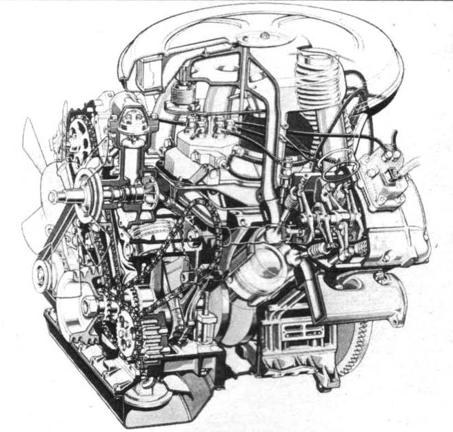 What Lies Beneath: The controversial PRV engine (Part 3)