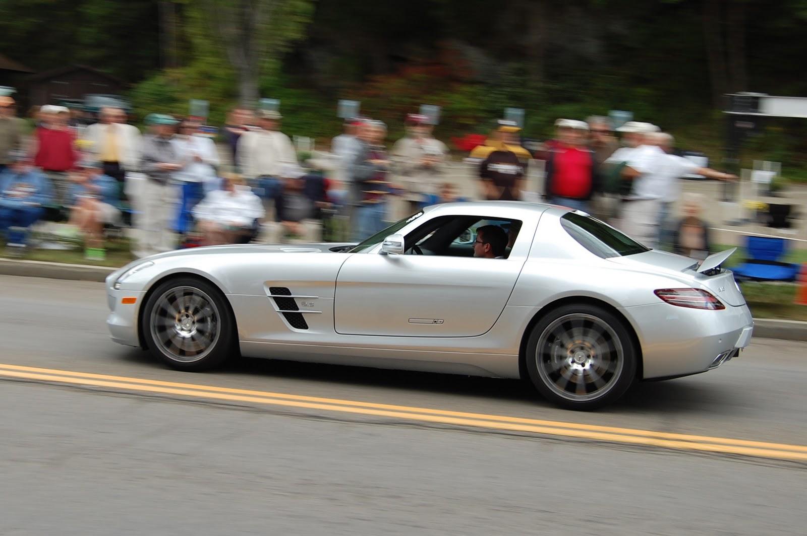 Watkins Glen Vintage Races 2010 Ran When Parked