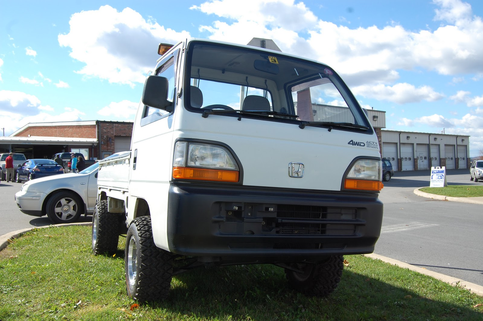 You Don't See These Too Often: Honda Acty