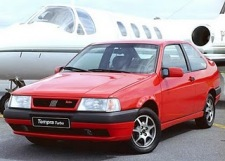 A quick look at the Fiat Tempra Coupe.