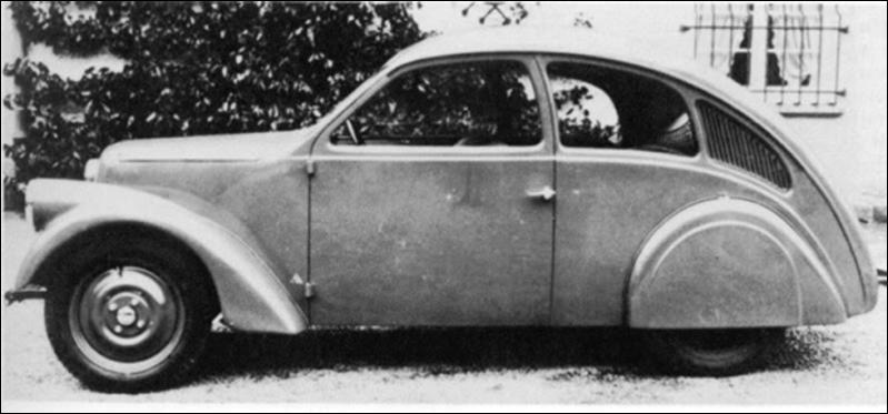 porsche type 32