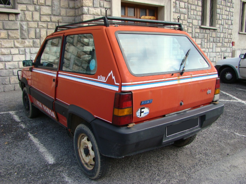 Is The Fiat Panda Mk1 A Future Classic Ran When Parked