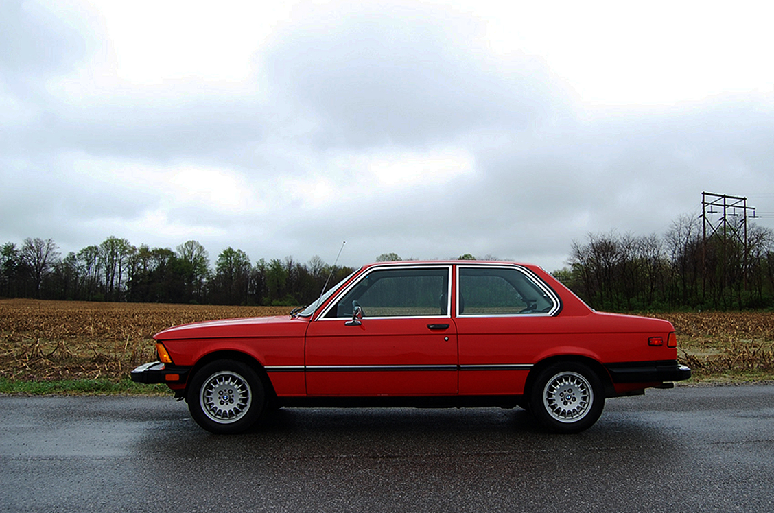 Road Test 1979 Bmw 320i Ran When Parked