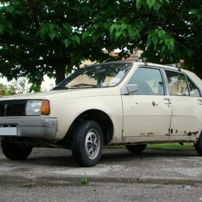 Road test: 1980 Renault 14 TL