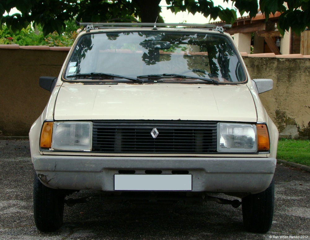 1980 renault 14 tl 13 ran when parked for Garage renault evrecy 14