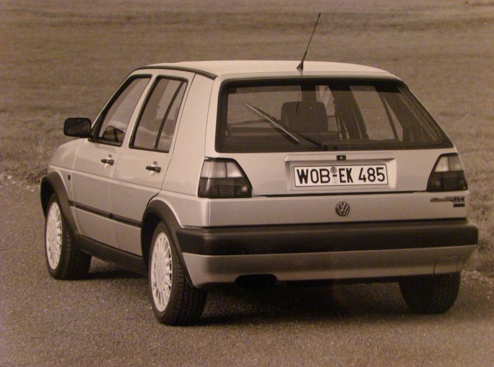 1990 volkswagen golf gti g60 4 ran when parked. Black Bedroom Furniture Sets. Home Design Ideas