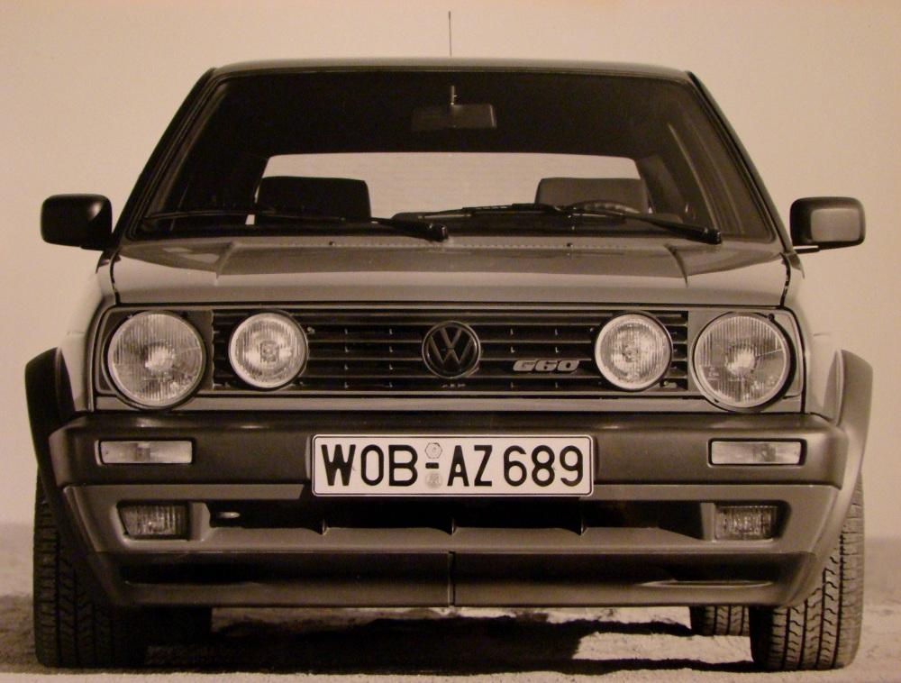 1990 volkswagen golf gti g60 5 ran when parked. Black Bedroom Furniture Sets. Home Design Ideas