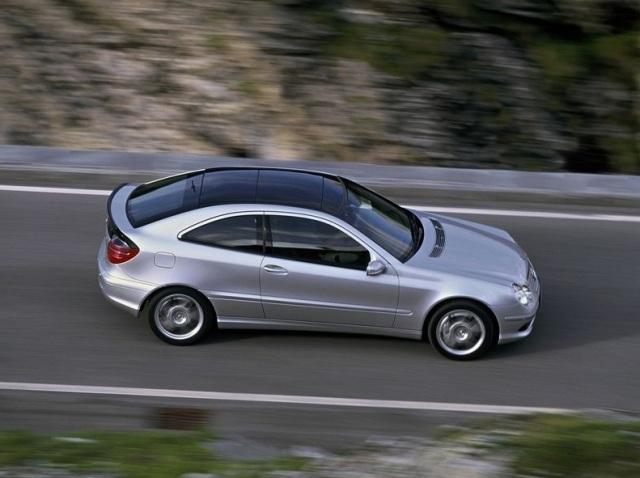 Mercedes-Benz C30 CDI AMG