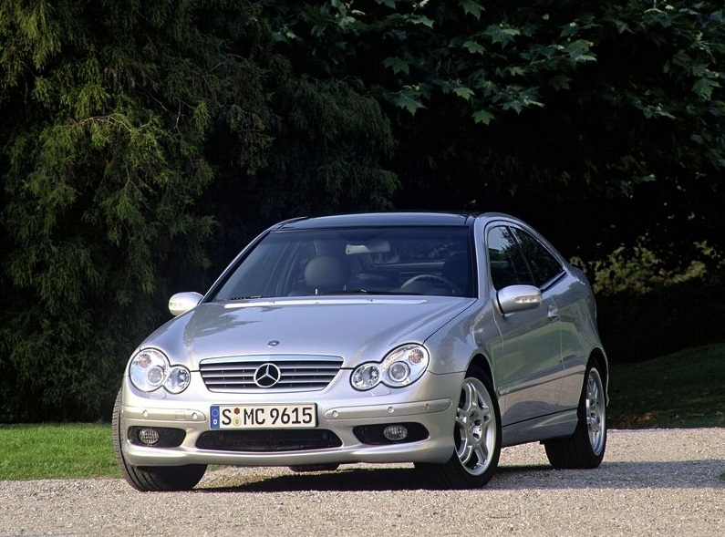 mercedes c30 cdi amg ran when parked. Black Bedroom Furniture Sets. Home Design Ideas