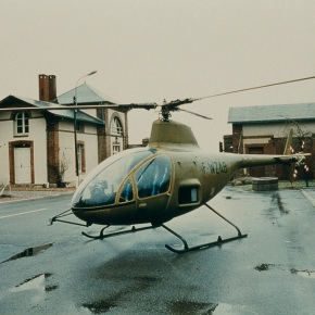 A look at the Citroën RE-2, a Wankel-powered helicopter [Video]
