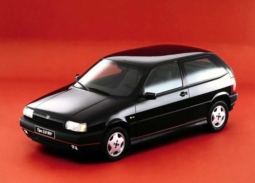 sunday classic fiat tipo 2 0 i e 16v ran when parked. Black Bedroom Furniture Sets. Home Design Ideas
