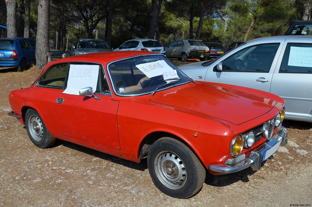 The 2nd annual ventabren retro passion show ran when parked - Nearest alfa romeo garage ...