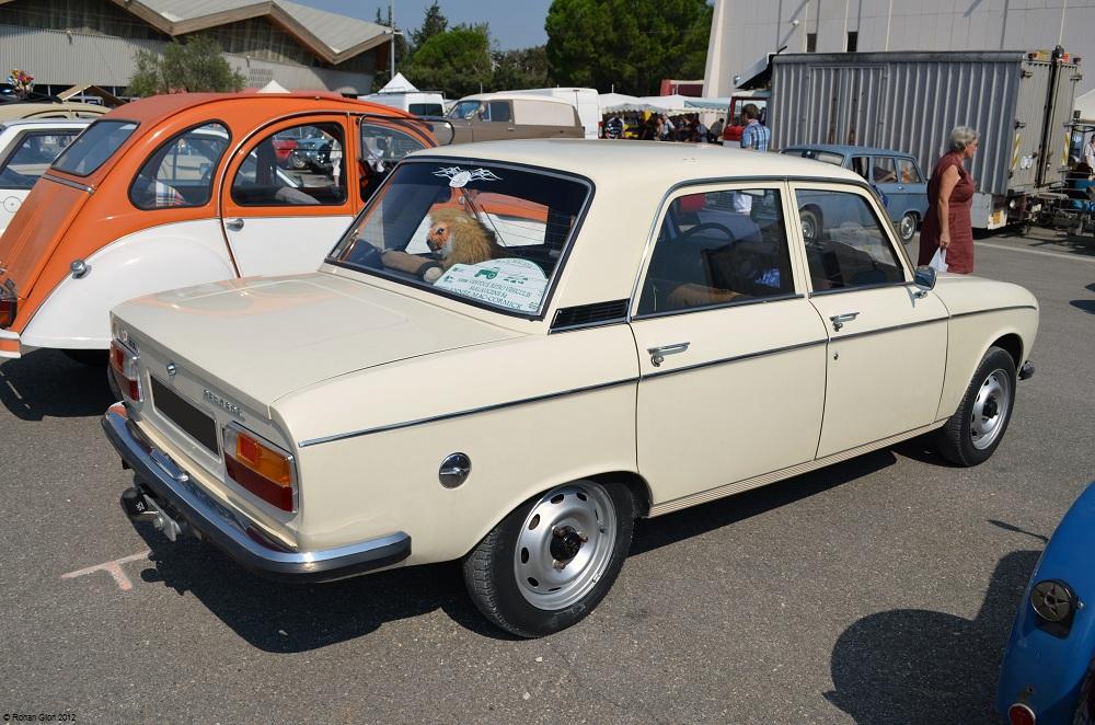 Avignon peugeot 304 sl ran when parked for Garage peugeot avignon