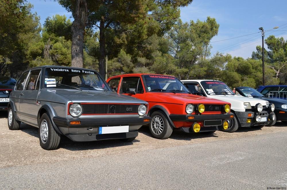 Vw gti renault 5 alpine ran when parked for Garage renault ventabren