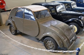 How a Citroen-built Volkswagen Beetle almost became France's people's car