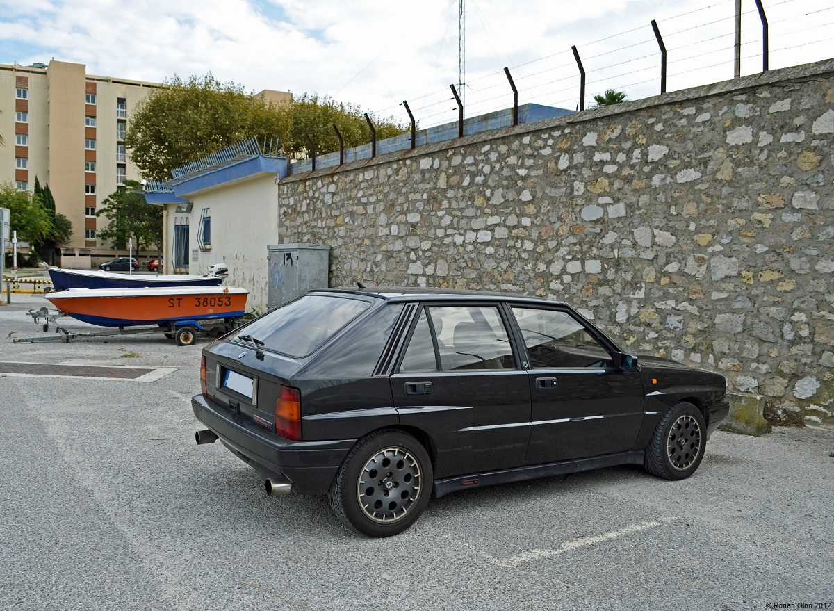 driven daily lancia delta hf integrale 16v ran when parked. Black Bedroom Furniture Sets. Home Design Ideas