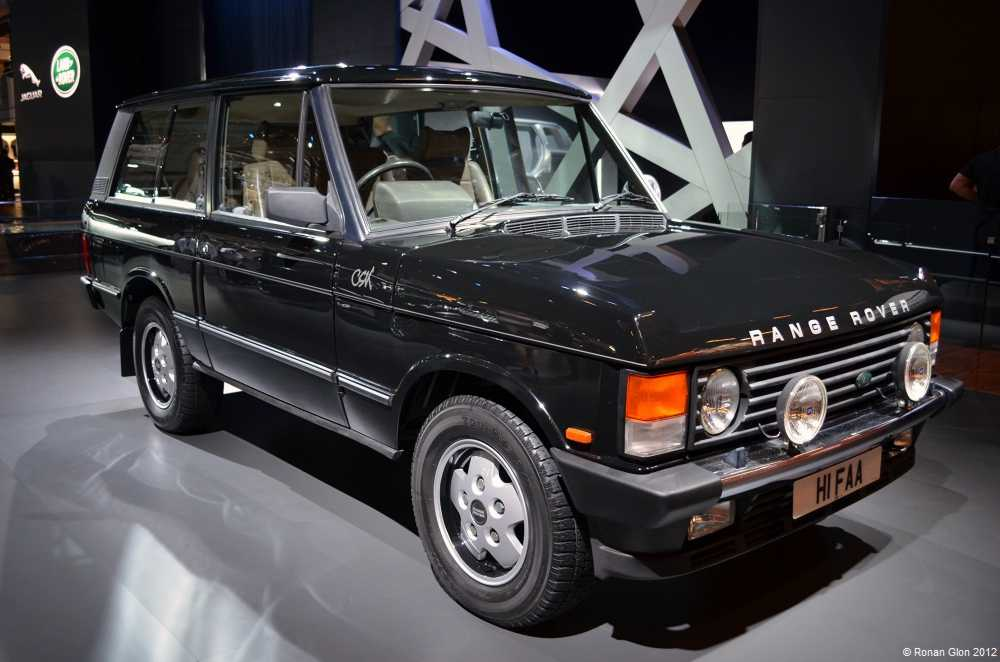 sunday classic land rover range rover csk ran when parked. Black Bedroom Furniture Sets. Home Design Ideas