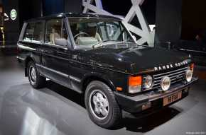 Sunday classic: Land Rover Range RoverCSK