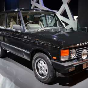 Sunday classic: Land Rover Range Rover CSK
