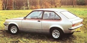 Sunday classic: Vauxhall Chevette 2300HS