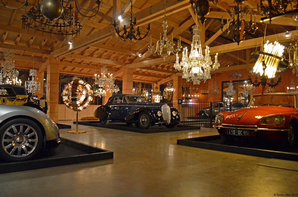 Shedding light on a century\'s worth of French cars | Ran When Parked