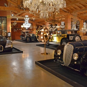 Shedding light on a century's worth of Frenchcars