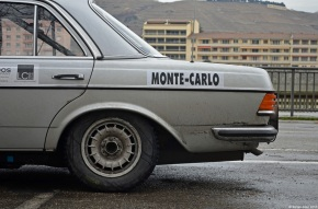 The 16th annual Monte-Carlo Historique rally