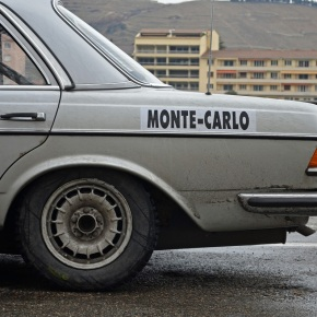 The 2013 Monte-Carlo Historique rally