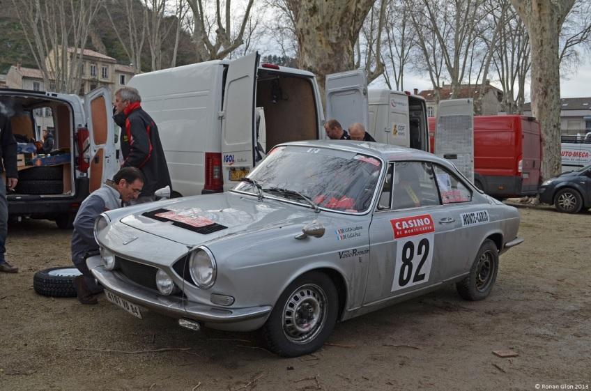 88 Monte Carlo >> 88 Monte Carlo Historique Simca 1200s Ran When Parked