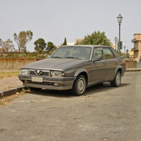 Ran When Parked visits Sicily