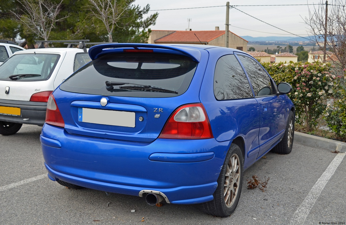 Is The Mg Zr A Future Classic Ran When Parked