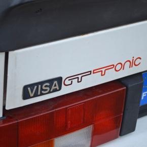 Sunday classic: Citroën Visa GTTonic