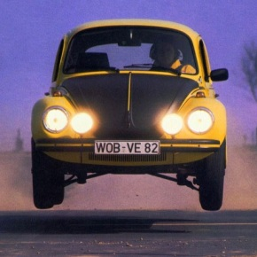 Volkswagen's limited-edition Beetle GSR was designed to betuned