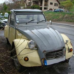 Sunday classic: Citroën 2CVDolly