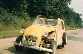 Caption contest: Citroën 2CV