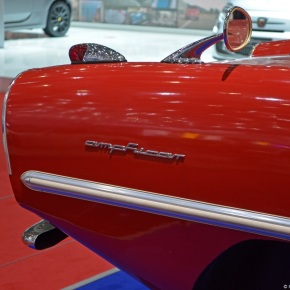 Live from the Geneva Motor Show: Amphicar 770