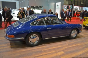 Live from the Geneva Motor Show: Porsche 901