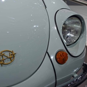 Live from the Geneva Motor Show: Subaru 360 Super Deluxe