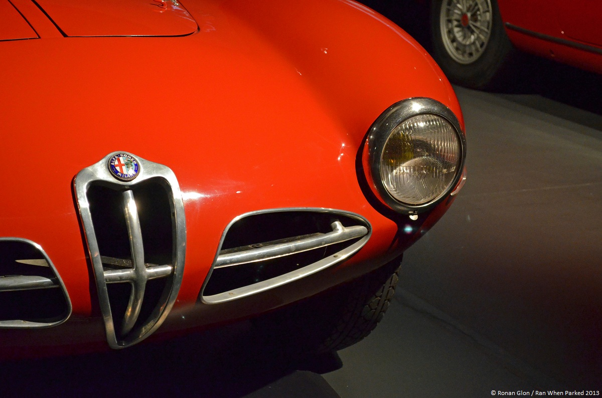 Italy Cars: Ran When Parked Visits Italy's National Automobile Museum