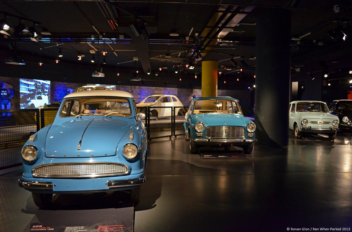 Ran When Parked Visits Italy S National Automobile Museum