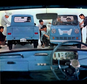 50 Years Ago: Honda's FirstAutomobiles