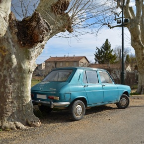 Driven daily: Simca 1100