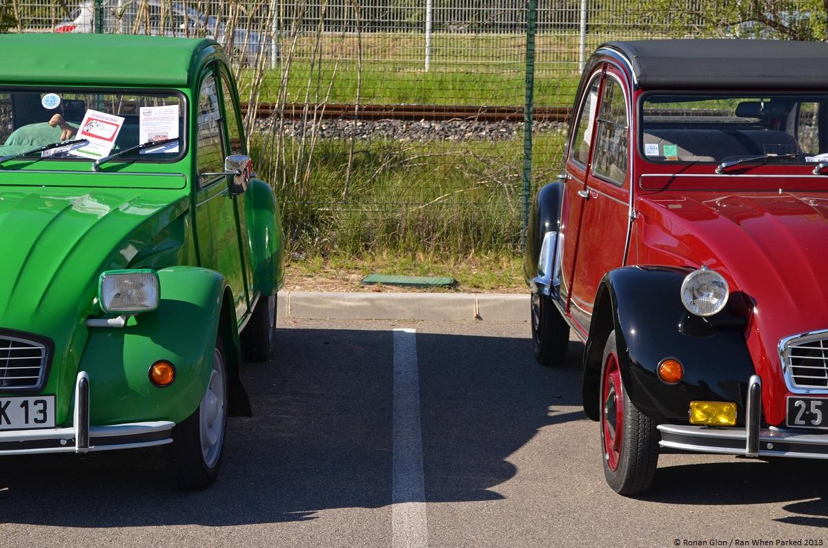 The second annual velaux r tro car show ran when parked for Garage renault velaux